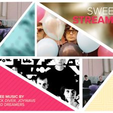 Sweet Streams: NEW Music by Joywave, Dick Diver and Dreamers