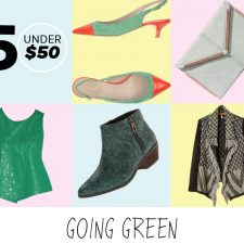 Five Under Fifty: Going Green
